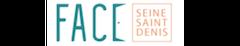 LOGO Face Seine-Saint-Denis, partenaire de DCA Handicap, spécialiste des troubles psychiques, pour l'insertion professionnelle des personnes en situation de handicap invisible.