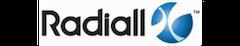 LOGO RADIALL, client de DCA Handicap pour l'insertion professionnelle des personnes en situation de handicap invisible, maladies invalidantes.