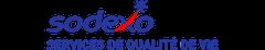 LOGO SODEXO, client de DCA Handicap pour l'insertion professionnelle des personnes en situation de handicap psychique et invisible.